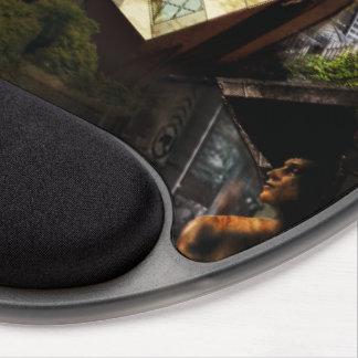 rh evolution - Mouse PAD Gel Mouse Pad