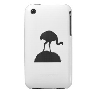 Rhea Bird iPhone 3 Cases