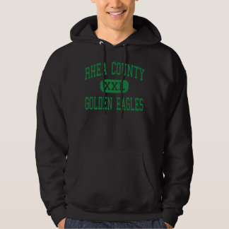 Rhea County - Golden Eagles - High - Evensville Hoodie