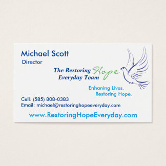 RHED Team Business Card