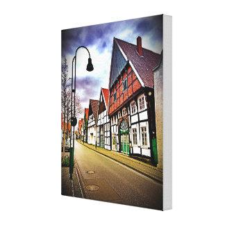 """Rheda Wiedenbruck 12"""" x 12"""", 1.5"""", Single Canvas"""