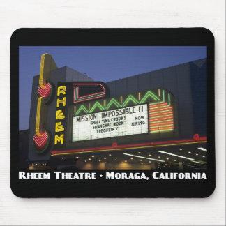 Rheem Theatre Mousepad