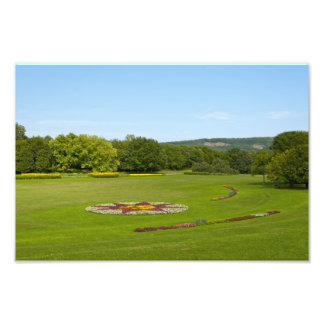 Rheinaue Park in Bonn Photo Print