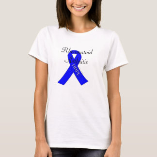 Rheumatoid Arthritis Hope Ribbon Shirt