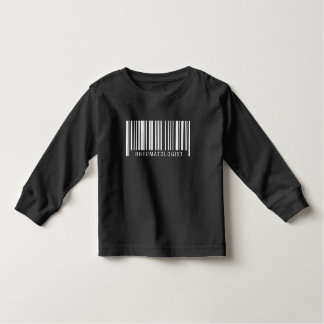 Rheumatologist Barcode Toddler T-Shirt