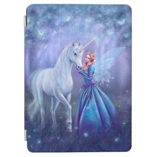 Rhiannon - Unicorn and Butterfly Art iPad Air Case iPad Air Cover
