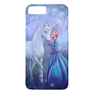 Rhiannon - Unicorn and Fairy iPhone 8 Plus/7 Plus Case