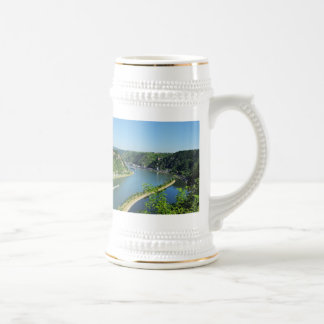 Rhine Valley to the Loreley Beer Stein