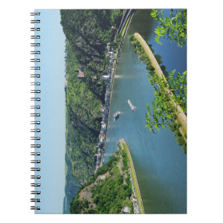Rhine Valley to the Loreley Notebook