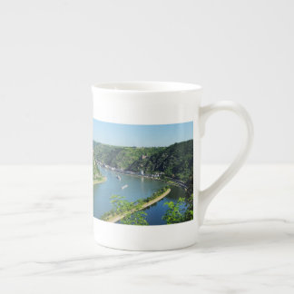 Rhine Valley to the Loreley Tea Cup