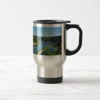 Rhine Valley to the Loreley Travel Mug