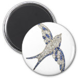 Rhinestone Diamonds Bird Vintage Costume Jewellery