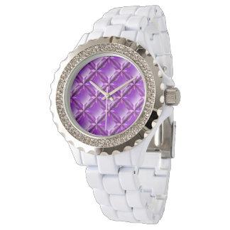 Rhinestone Jewel Bling Wristwatch