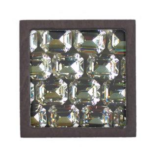 Rhinestones Premium Keepsake Boxes