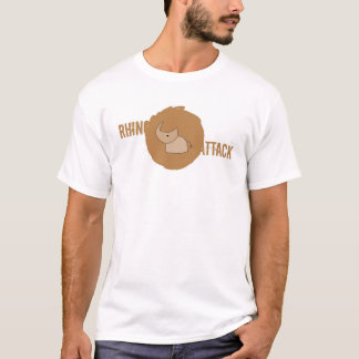 Rhino Attack T-Shirt