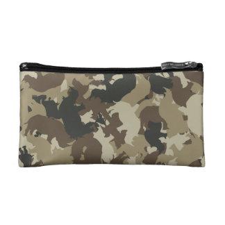 Rhino camouflage cosmetics bags