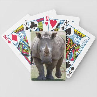 Rhino Card Deck
