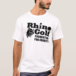 Rhino Golf T-Shirt