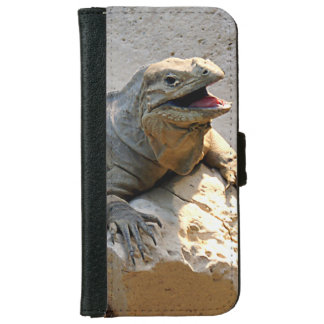 Rhino Iguana iPhone 6 Wallet Case