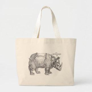 rhino jumbo tot jumbo tote bag