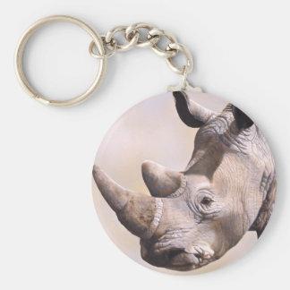 Rhino Key Chain