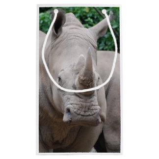Rhino Romp Small Gift Bag