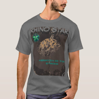 """RHINO STAR"" basic T-shirt"