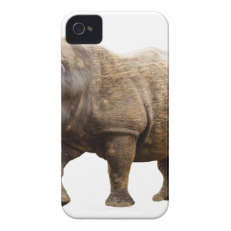 Rhino Wild Animal iPhone 4 Cover