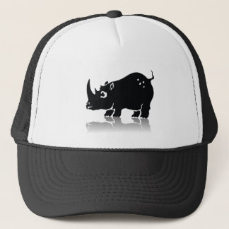 Rhinoceros Trucker Hat