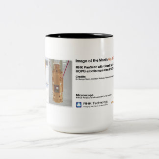 RHK Image of the month May 2013 Two-Tone Coffee Mug