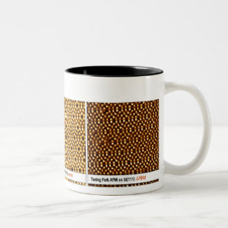 RHK Technology - May 2008 Image of the Month Two-Tone Coffee Mug