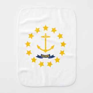 Rhode Island Burp Cloth