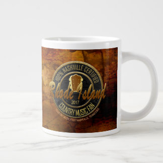Rhode Island Country Music Fan Coffee Mug