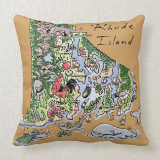 Rhode Island Cushion