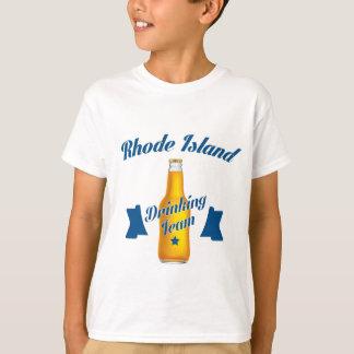 Rhode Island Drinking team T-Shirt