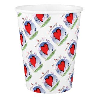 rhode island head heart, tony fernandes paper cup