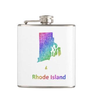 Rhode Island Hip Flask
