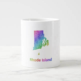 Rhode Island Large Coffee Mug