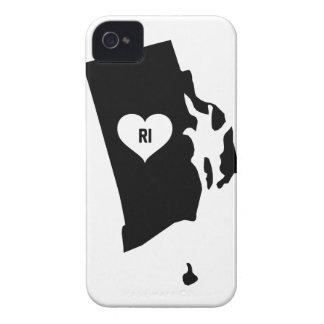 Rhode Island Love iPhone 4 Case