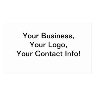 Rhode Island Mohegan Bluffs Business Card