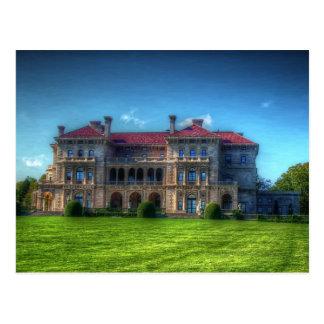 Rhode Island, Newport Mansion picture Postcard