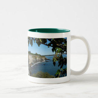 Rhode Island, Newport - Two-Tone Coffee Mug