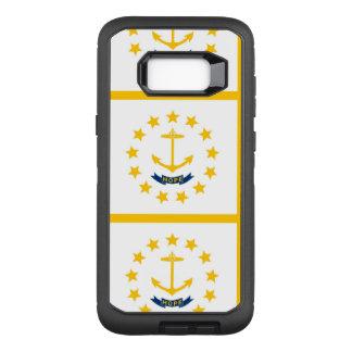 Rhode Island OtterBox Defender Samsung Galaxy S8+ Case