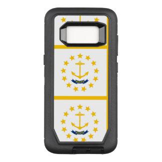 Rhode Island OtterBox Defender Samsung Galaxy S8 Case