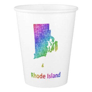 Rhode Island Paper Cup