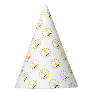Rhode Island Party Hat