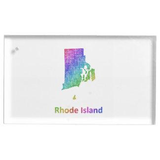 Rhode Island Place Card Holder