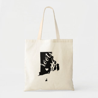 Rhode Island Roots State Tote Bag