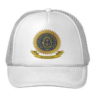 Rhode Island Seal Cap