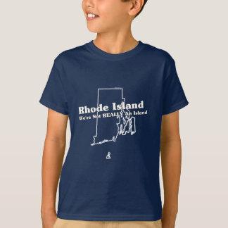 Rhode Island State Slogan T-Shirt